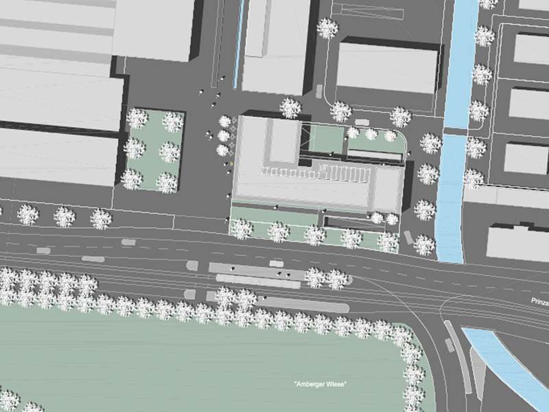 Wettbewerb AKS Wohn-Campus | Architekturbüro Zuth + Zuth