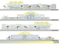 Wettbewerb Rashid Hospital | Architekturbüro Zuth + Zuth