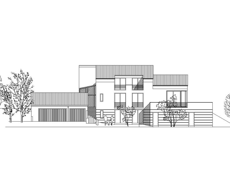 Wohnhaus Aystetten | Architekturbüro Zuth + Zuth