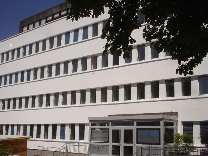 Frohsinnstraße Augsburg | Architekturbüro Zuth + Zuth
