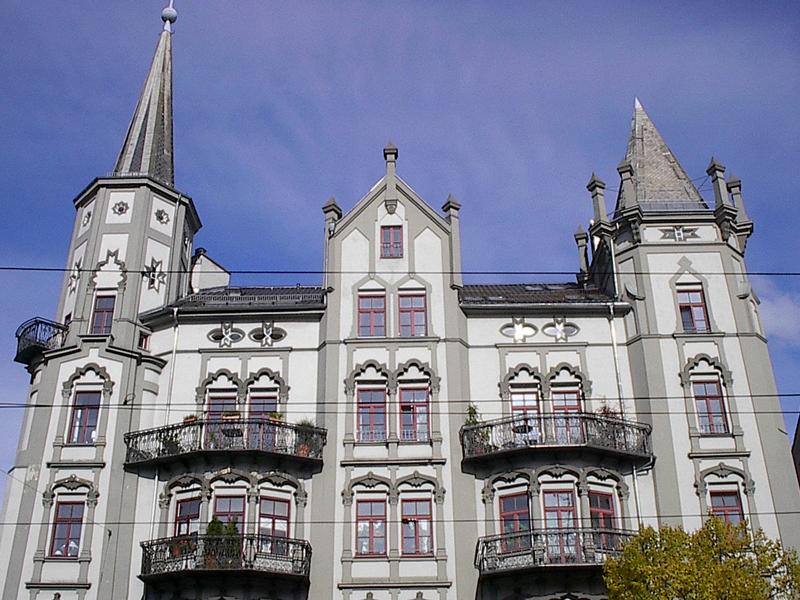 Gollwitzer Haus Augsburg | Architekturbüro Zuth + Zuth