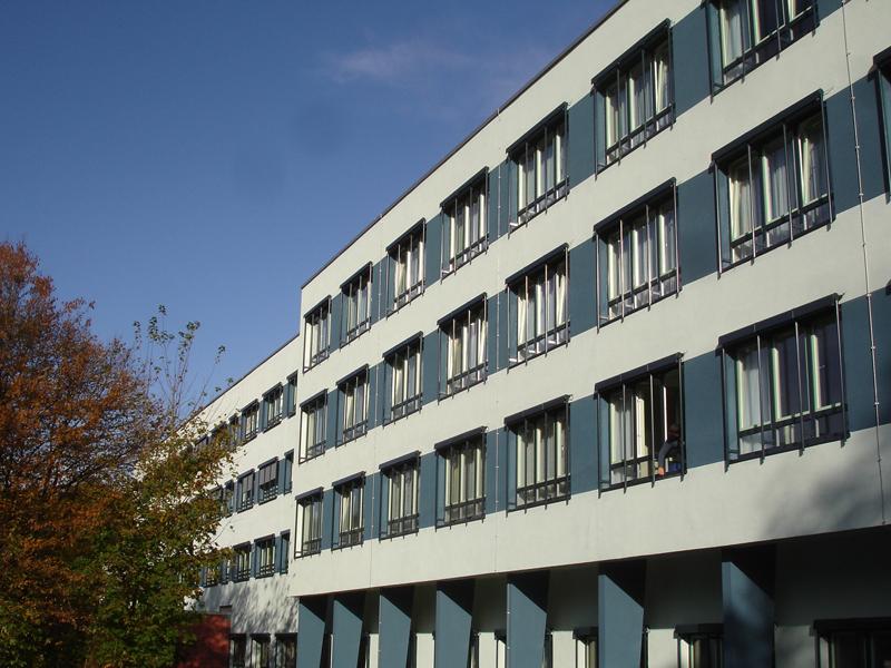Krankenhaus Haunstetten   Architekturbüro Zuth + Zuth