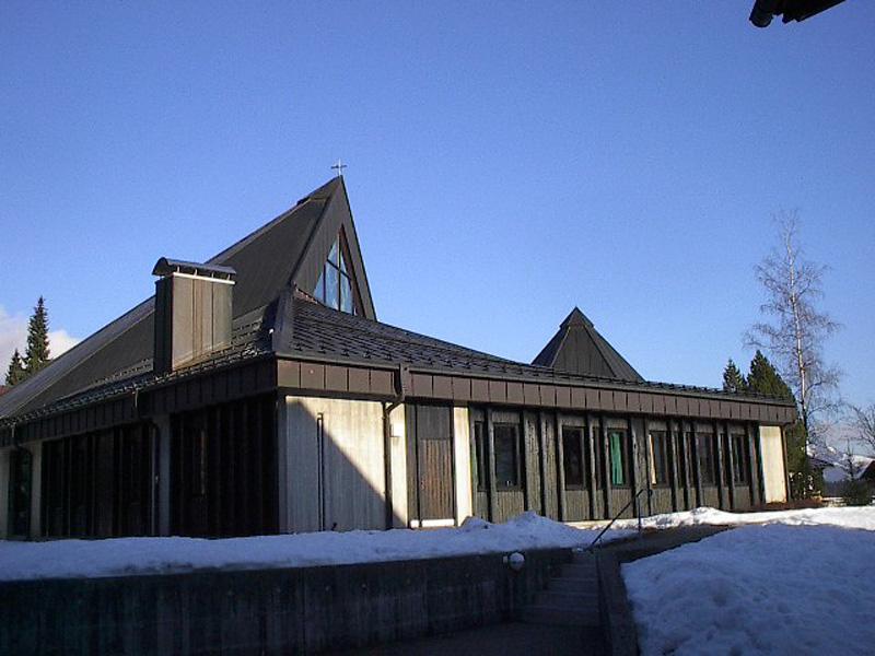 Kirche Obermaiselstein | Architekturbüro Zuth + Zuth