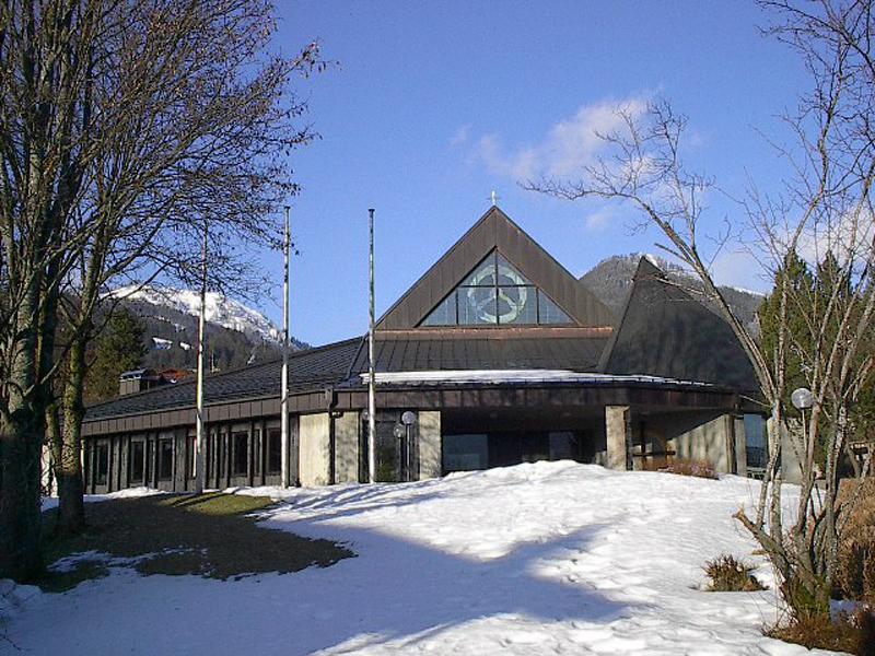 Kirche Obermaiselstein   Architekturbüro Zuth + Zuth