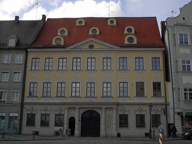 Martini Haus Augsburg   Architekturbüro Zuth + Zuth