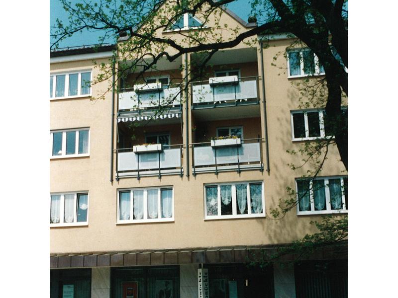 Altenwohnheim Memmingen | Architekturbüro Zuth + Zuth