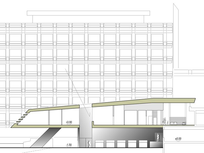 Wettbewerb KKH Meran | Architekturbüro Zuth + Zuth