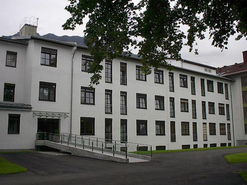 Krankenhaus Oberstdorf   Architekturbüro Zuth + Zuth